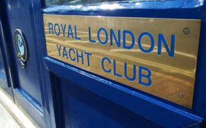 Королевский лондонский яхт-клуб