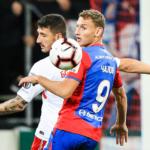 ЦСКА и «Спартак» сыграли вничью в матче премьер-лиги
