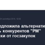 ФАС предложила альтернативу идее отрезать конкурентов «РМ» Дерипаски от госзакупок