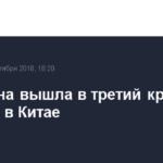 Касаткина вышла в третий круг турнира в Китае