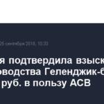 Кассация подтвердила взыскание с экс-руководства Геленджик-банка 189 млн руб. в пользу АСВ