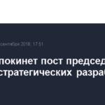 Кудрин покинет пост председателя Центра стратегических разработок