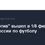 «Локомотив» вышел в 1/8 финала Кубка России по футболу
