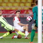 «Монако» с Головиным в составе уступил «Анже» в чемпионате Франции