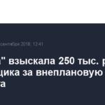 «Победа» взыскала 250 тыс. рублей с курильщика за внеплановую посадку самолета