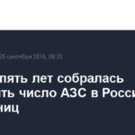 Shell за пять лет собралась увеличить число АЗС в России до 600 единиц