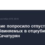 Следствие попросило отпустить из СИЗО обвиняемых в отцеубийстве сестер Хачатурян
