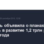 Татнефть объявила о планах вложить в развитие 1,2 трлн рублей до 2030 года