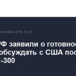 В МИД РФ заявили о готовности России обсуждать с США поставку Сирии С-300