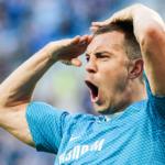 «Зенит» выиграл у «Локомотива» в восьмом туре премьер-лиги
